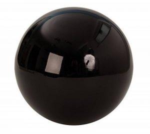 100% DÉCO - Boule INTÉRIEUR & EXTÉRIEUR en ACIER INOX - diamètre de 20 cm de la marque Mel-O-Design image 0 produit