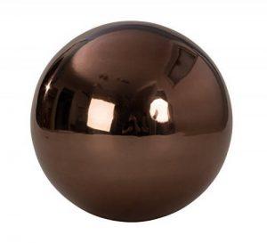 100% DÉCO - Boule INTÉRIEUR & EXTÉRIEUR en ACIER INOX - diamètre de 25 cm de la marque Mel-O-Design image 0 produit