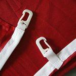 12x Crochets Drapeau Plastique mousqueton Mousqueton en plastique Drapeau Crochets de fixation crochet en plastique fixation pour mât de drapeau, drapeau, drapeaux Coupe-branches Accessoires de la marque TK Gruppe Timo Klingler image 4 produit