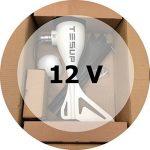 12V i-500 Generateur de Turbine Éolienne + 650W Hybrid Vent Solarie Charge Contrôleur Régulateur de la marque TESUP image 2 produit