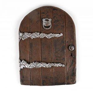 """25 cm (10 """"), XL arrondie porte de fée magiques-Fiddlehead Fée-Collection jardin de la marque Georgetown image 0 produit"""