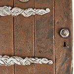 """25 cm (10 """"), XL arrondie porte de fée magiques-Fiddlehead Fée-Collection jardin de la marque Georgetown image 1 produit"""