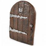 """25 cm (10 """"), XL arrondie porte de fée magiques-Fiddlehead Fée-Collection jardin de la marque Georgetown image 2 produit"""