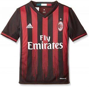 adidas Milan Ac Replica Domicile Maillot Garçon, Noir, 176 cm de la marque adidas image 0 produit