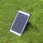 Agora-Tec AT-10W Pompe solaire pour étang ou fontaine 10 WDébit max. 600 l/h Hauteur fontaine 1 m de la marque Agora-Tec image 2 produit