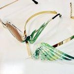 Ailes d'ange pour chaussures - Oreilles de lunettes de soleil - Ailes - Chaussures - Cosplay - Paire d'ailes - Bijoux de corps colorés - Cadeau pour elle de la marque MaryLion image 2 produit