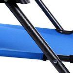 AIMADO Chaise Longue Inclinable, Transat de Jardin Pliant Appuie-Tête + Accoudoirs (EU Stock) de la marque AIMADO image 4 produit
