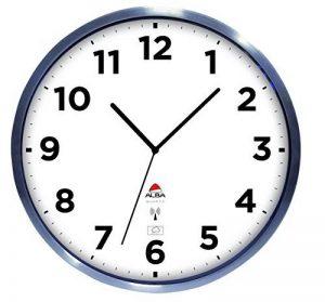 Alba HOREXTRARC Grand Format Horloge d' Extérieur Radio Contrôlé 35,5 x 4,5 x 35,5 cm de la marque Alba image 0 produit