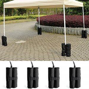 AllRight Sacs De Sable Tente Extérieure Poids Ancre Sac Tente Poids Fixation 4 Pcs de la marque AllRight image 0 produit