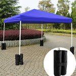 AllRight Sacs De Sable Tente Extérieure Poids Ancre Sac Tente Poids Fixation 4 Pcs de la marque AllRight image 2 produit