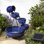 Altuna/bikain–Fontaine Solaire Bleu Neptune de la marque Altuna/bikain image 1 produit