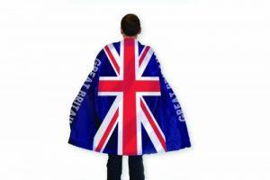 Amscan PPP Cape/drapeau britannique de la marque Amscan image 0 produit