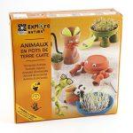 animaux en terre cuite pour jardin TOP 1 image 1 produit
