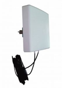 Antenne 4G LTE MIMO Directionnelle 700/800/900/1800/2100/2600 Mhz LowcostMobile 2x10m noir Connectique SMA Câble LMR200 pour Huawei B525, B528, B618, E5180, E5186, B315, Asus, TP LINK, Netgear et plus de la marque LOW COST MOBILE image 0 produit