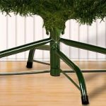 Arbre de noel sapin artificiel 240cm - 1057 branches + pied en métal de la marque Deuba image 4 produit