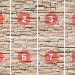 Asian Stonewall Papier peint photo 366x 254cm Papier peint Pierres 3D deco. Deals mural mur de pierre de la marque deco.deals top image 2 produit
