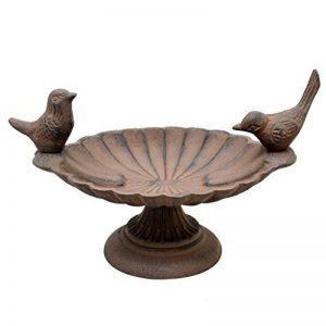 bain à oiseaux en fonte TOP 5 image 0 produit