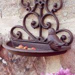 bain à oiseaux en fonte TOP 6 image 2 produit