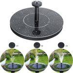 bain oiseaux solaire TOP 5 image 4 produit