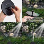 bain oiseaux solaire TOP 6 image 4 produit