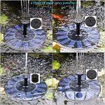 bain oiseaux solaire TOP 8 image 3 produit