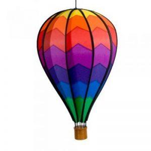 Ballon - Satorn Balloon MOUNTAIN - résiste aux intempéries - Ballon:Ø23cm x 48cm, nacelle : 4.5cm x 4cm - incl. système d'accrochage de la marque IMC Networks image 0 produit