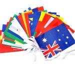 banderole drapeaux monde TOP 5 image 2 produit