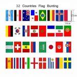 banderole drapeaux monde TOP 7 image 3 produit