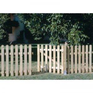 barrière en bois jardin TOP 1 image 0 produit