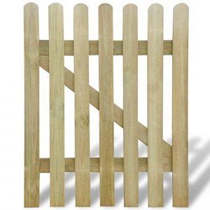 barrière en bois jardin TOP 4 image 0 produit