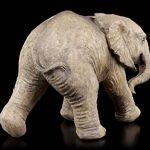 Bébé éléphant Figurine de jardin–Statue de jardin déco de la marque Figuren Shop GmbH image 3 produit