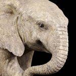 Bébé éléphant Figurine de jardin–Statue de jardin déco de la marque Figuren Shop GmbH image 5 produit