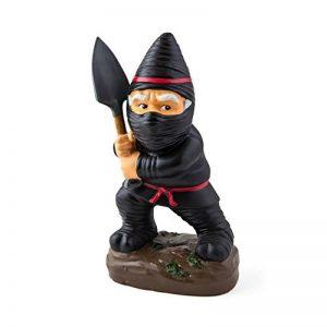 BigMouth Inc Ninja Gnome de Jardin de la marque BigMouth Inc. image 0 produit