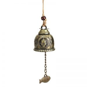 Bijoux Cloche de vent Feng Shui bonne chance et Fortune Bouddha de Open Buy de la marque OPEN BUY image 0 produit