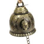 Bijoux Cloche de vent Feng Shui bonne chance et Fortune Bouddha de Open Buy de la marque OPEN BUY image 1 produit
