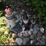 Biker Nain de Jardin - figurine originale avec blouson en cuir de motard de la marque Gnome image 4 produit