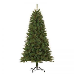 Black Box Trees 379094–01 drummond sapin de noël artificiel hauteur: 120 cm-diamètre: 74 cm - 188 branches weichnadel et sols en pVC de la marque Black Box Trees image 0 produit