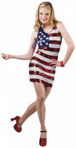 Boland Robe USA Girl de la marque Boland image 0 produit