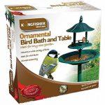 Bonnington Plastics Kingfisher BB01 bain d'oiseaux décoratif et table pour oiseau de la marque Bonnington Plastics image 3 produit