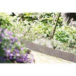 Bordure de jardin GardenPlast effet pierre - 3,14 m marron de la marque GardenPlast image 2 produit