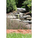 Bordure de jardin GardenPlast effet pierre - 3,14 m marron de la marque GardenPlast image 3 produit