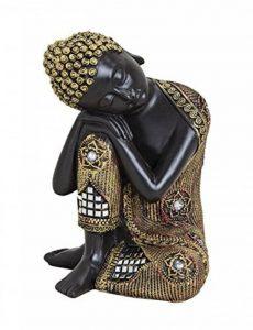 Bouddha assis 17cm, petit statue de Bouddha, Bouddha Figurines Décoration, Bouddha Figurines Jardin, Bouddha Figurines Décoration Jardin, Figurines de Bouddha Marron, statue bouddha Statuette de Bouddha, statue de Bouddha Bouddha assis Jardin, jardin, ja image 0 produit
