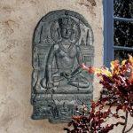 bouddha mural extérieur TOP 1 image 1 produit