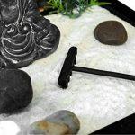 bouddha sculpture pierre TOP 1 image 2 produit