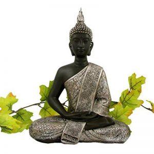 Bouddha Statuette chinois 30cm décoration zen pour intérieur feng shui de la marque INtrenDU® image 0 produit