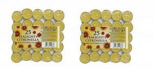 bougie parfumée citronnelle TOP 0 image 0 produit