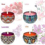 bougies parfumées naturelles TOP 12 image 1 produit