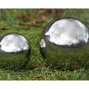 Boule / flotteur - bille en acier inoxydable , boule étang, :Ø 18cm de la marque Boltze image 0 produit