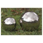 Boule / flotteur - bille en acier inoxydable , boule étang, :Ø 18cm de la marque Boltze image 1 produit