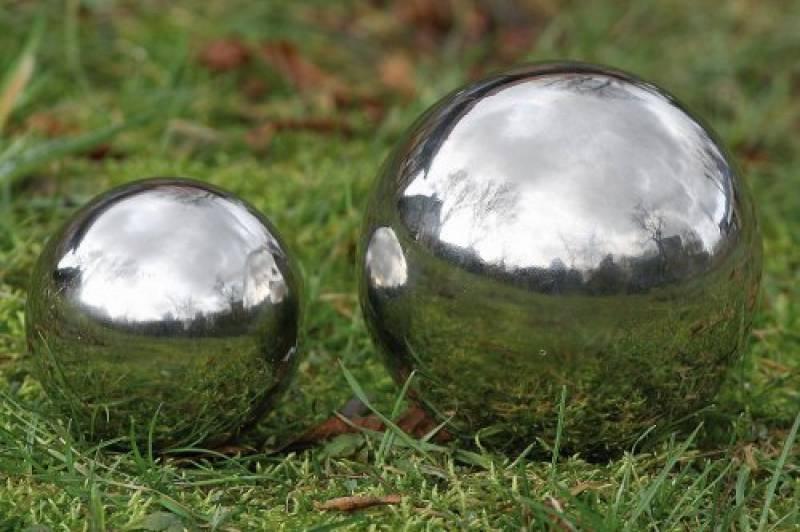 Le comparatif pour : Boule inox jardin pour 2019   Déco Terrasse